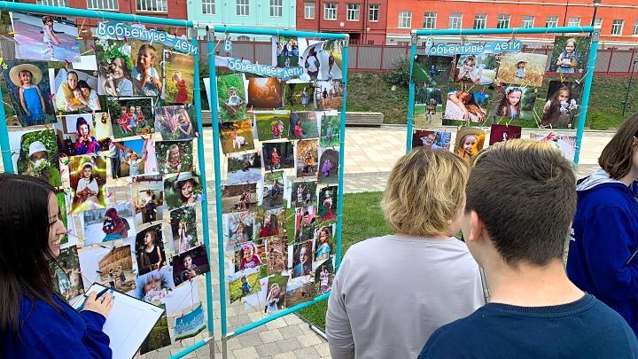 На Казанской набережной открылась фото-выставка «Тула молодая»
