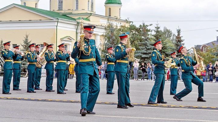 В Туле прозвучали «Фанфары Тульского кремля»