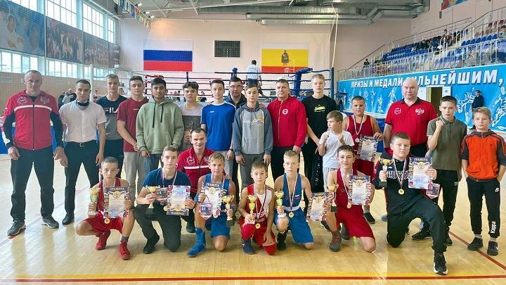 Тульские боксёры завоевали 13 золотых медалей на «Мемориале Васина»