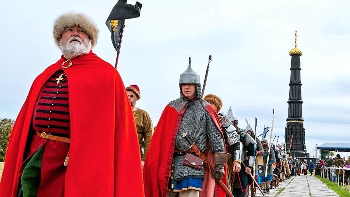 641-летие Куликовской битвы отметили в Тульской области