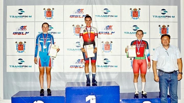 Гульназ Хатунцева – чемпионка России по велоспорту