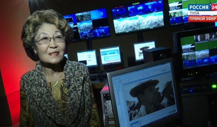 Легенда тульского телевидения отмечает юбилей