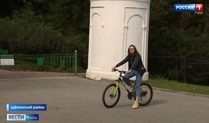 За проект велодорожки от Тулы до Ясной Поляны отдано 70 тыс. голосов