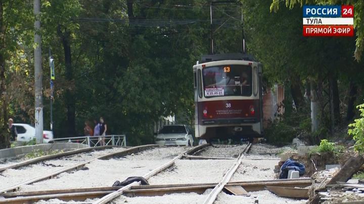 В Туле трамваи  №12 и №13 поедут по привычному расписанию