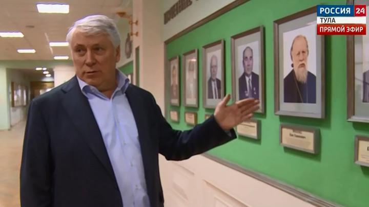 Михаил Грязев отмечает 60-летие