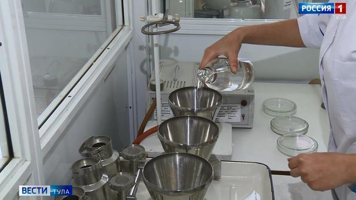 Специалисты «Тулагорводоканала» взяли пробы воды в разных районах города