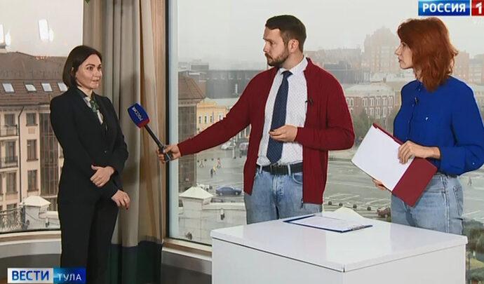 Интервью. Мария Матсон