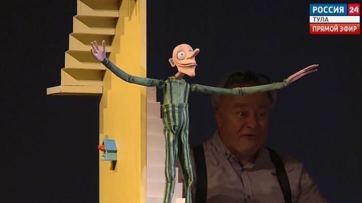 Туляки увидят постановки Амурского областного театра кукол