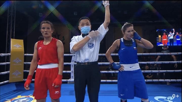 Дарья Абрамова вышла в полуфинал чемпионата мира среди военнослужащих