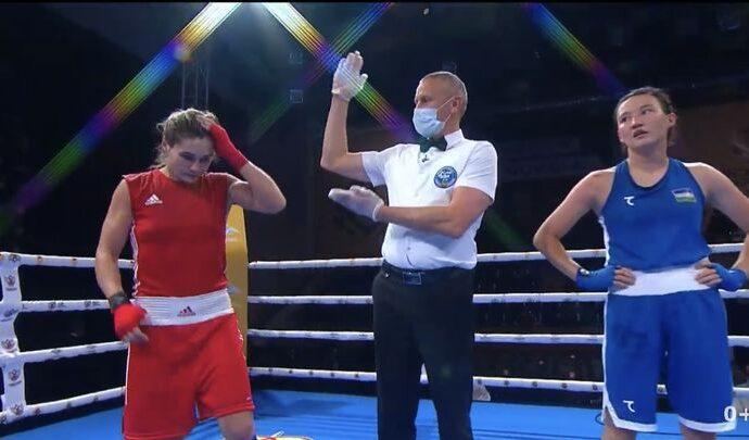 Дарья Абрамова одержала победу на старте чемпионата мира среди военнослужащих
