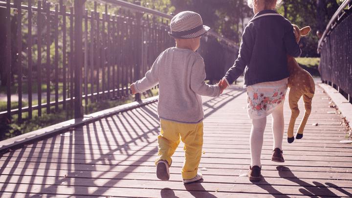Как научить ребенка не уйти с педофилом