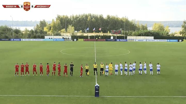 «Арсенал-2» победил в Воронеже