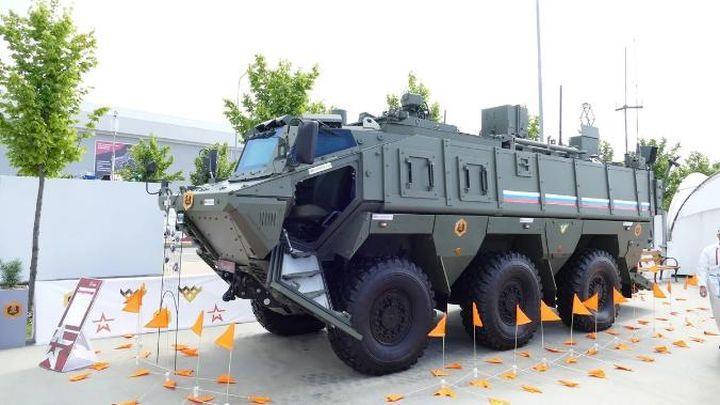 Российские войска получат новую бронированную машину, разработанную в Туле