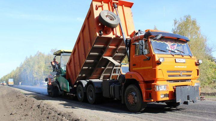 В Тепло-Огаревском районе отремонтировали четыре дороги