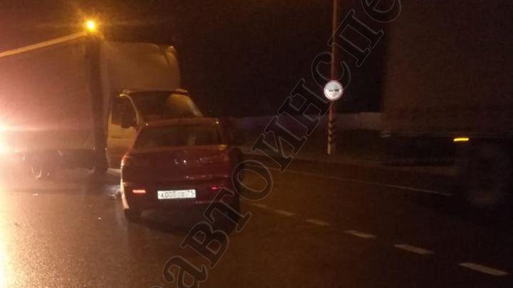 В Туле за сутки пьяные водители совершили 2 ДТП