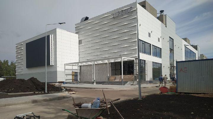 До конца 2021 года в Туле достроят крупнейший в губернии ФОК