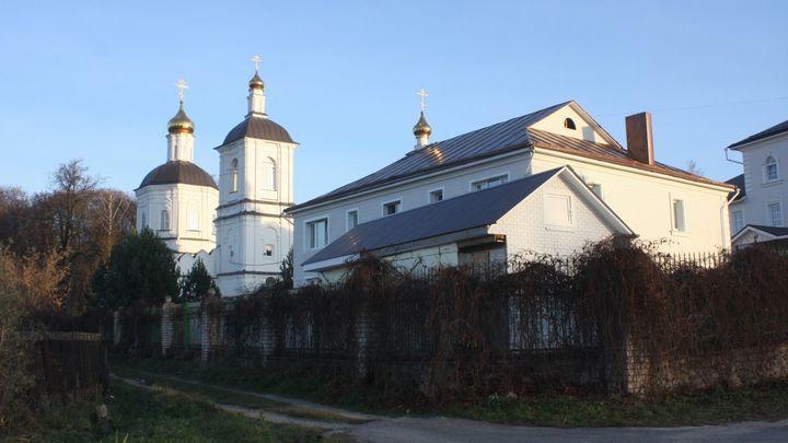Главному храму монастыря в Горелках исполнилось 240 лет