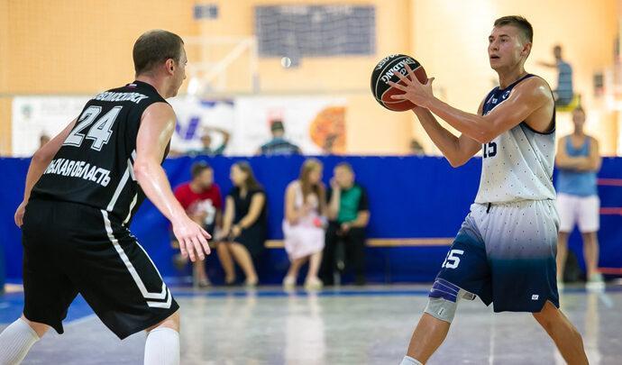 Баскетболисты «Новомосковска» с поражения стартовали в Суперфинале МЛБЛ