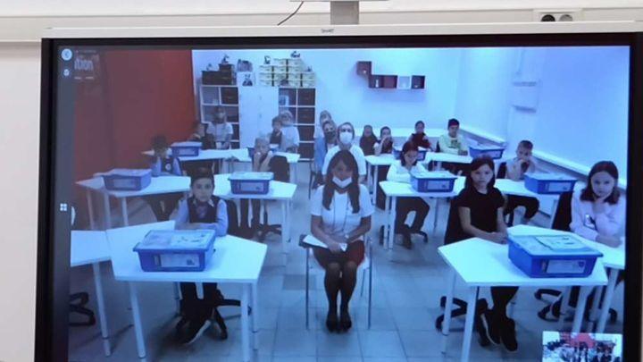 В Ефремове открылся центр цифрового образования детей