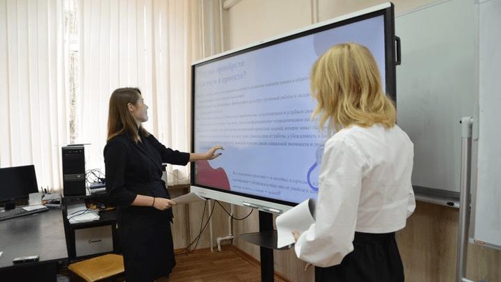 «Кадры будущего»: Команда новомосковских школьников стала победителями конкурса стратегических инициатив
