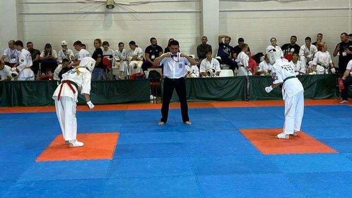 Тульские каратисты с медалями вернулись с Игр боевых искусств