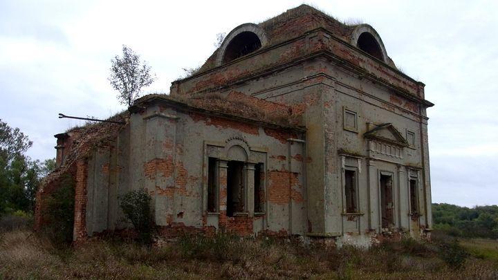 В кимовском храме состоялась первая почти за 100 лет служба