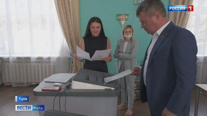 На выборах в Тульской области будут работать более ста комплексов обработки избирательных бюллетеней