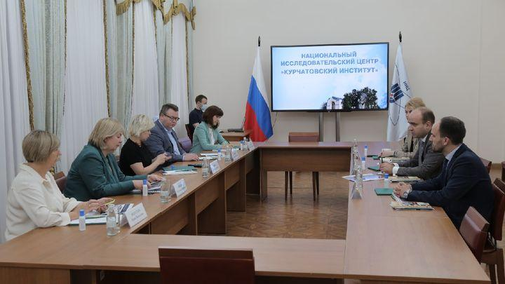 Тульская область будет сотрудничать с Курчатовским институтом