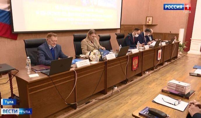 В Туле обсудили прогрессивные идеи академика Легасова
