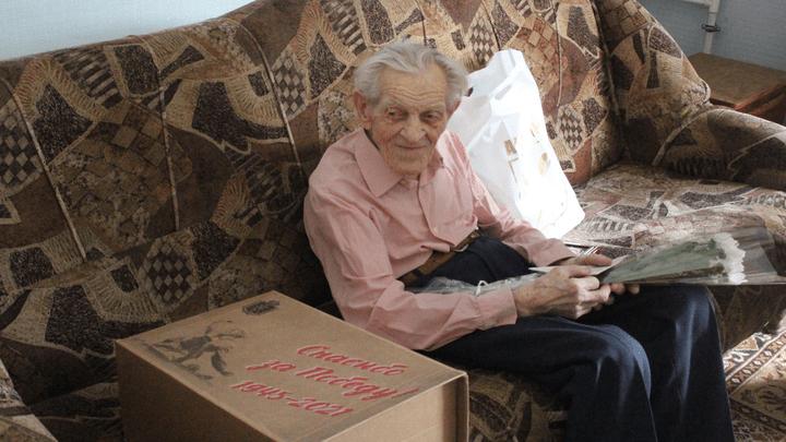 Ушёл из жизни участник Великой Отечественной войны Сергей Маликов