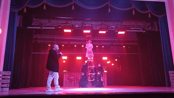 В Щекинском дворце культуры прошел музыкальный спектакль, посвященный Николаю Носкову