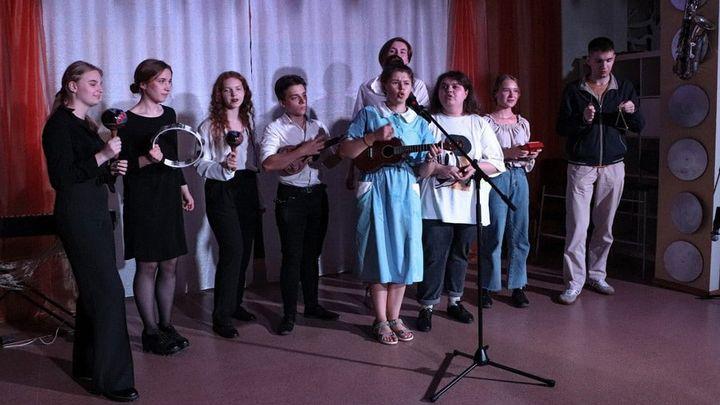 В Новомосковске прошел праздник молодежного искусства