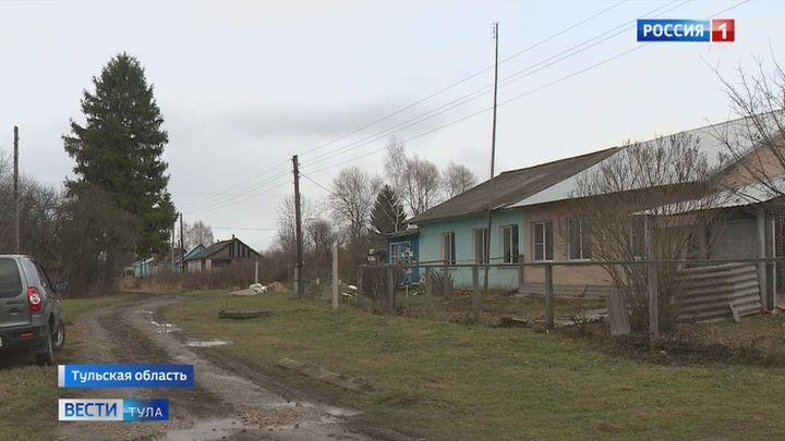 В Заокском районе 809 домов остаются без газа
