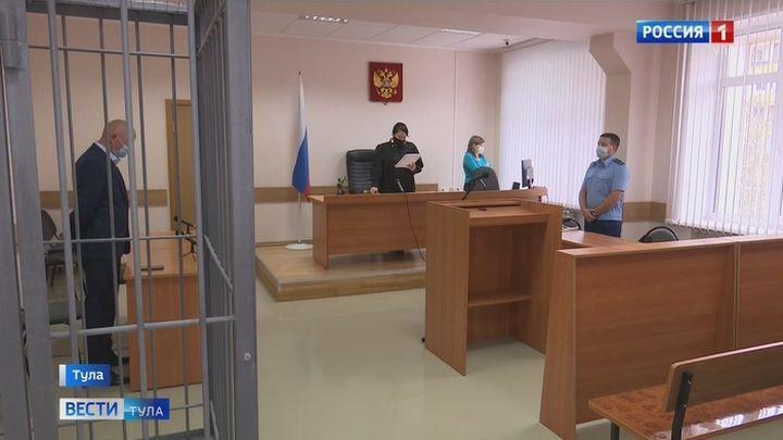 Бывший начальник управления вневедомственной охраны по Туле осужден на два года колонии