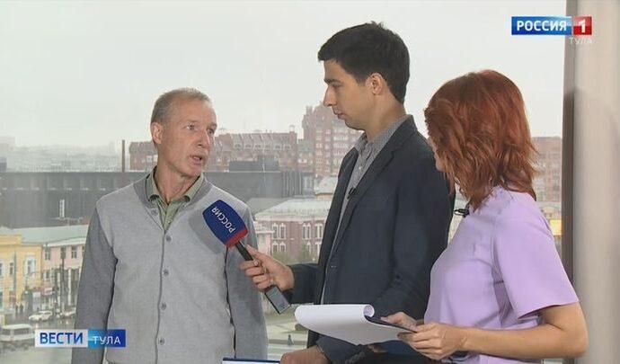 Интервью. Николай Пученкин