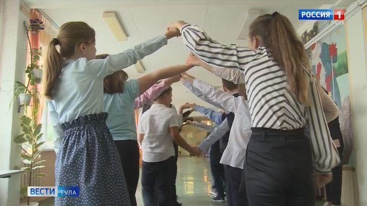Роспотребнадзор напомнил тулякам о режиме для школьников