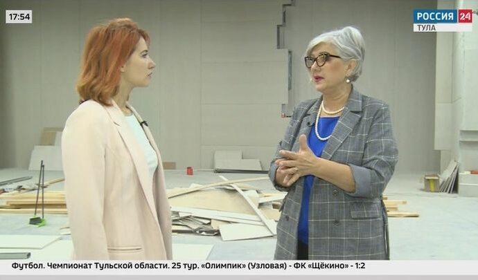 Интервью. Татьяна Рыбкина