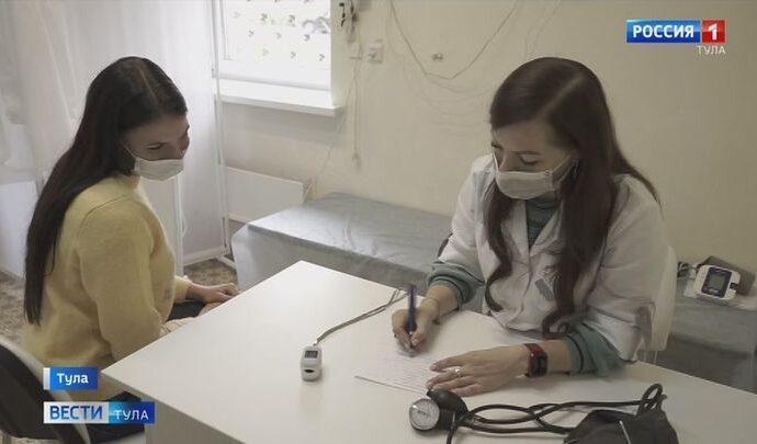 В тульских учебных заведениях проводят экстренную профилактику коронавируса