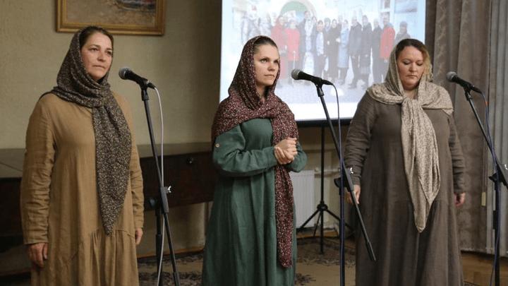 Телеобитель: В Новомосковске презентовали сразу несколько православных проектов
