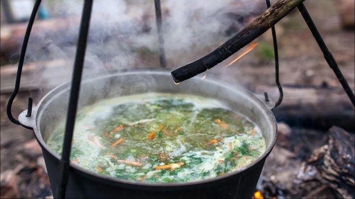 Ловись, рыбка, большая и маленькая: Праздник живота» устроили богородицкие рыбаки для жителей города
