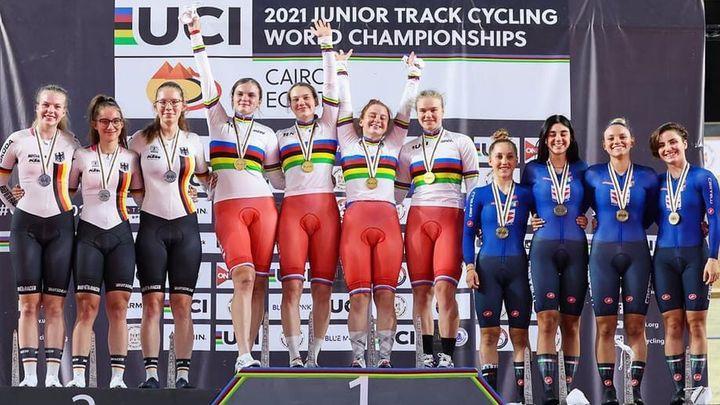 Тульские велогонщики выиграли два золота в первый день первенства мира