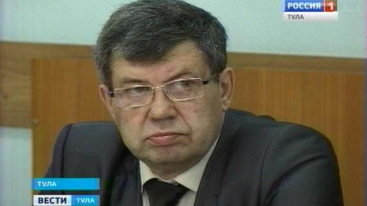 В Туле скончался Виктор Волков