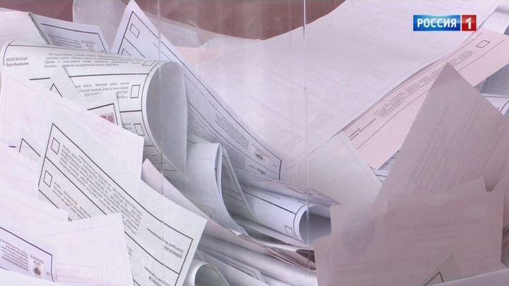 Стали известны предварительные итоги выборов в Тульской области