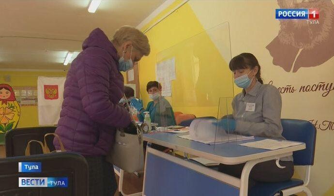 В организации выборов в Тульской области задействовано более 11 тысяч человек