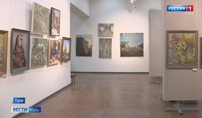 Тульские художники творчески поздравят Тулу с Днем города