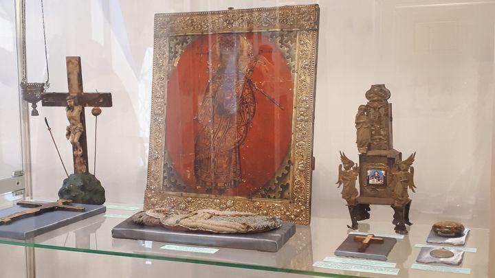 В Тульском краеведческом музее открылась уникальная выставка предметов церковного искусства