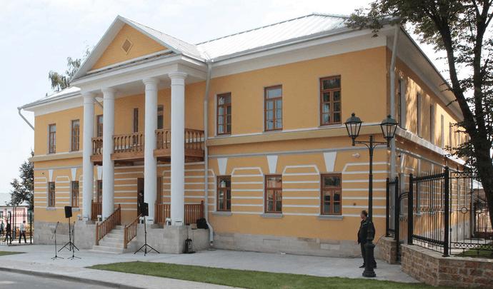 В Крапивне открылся первый в России музей земства