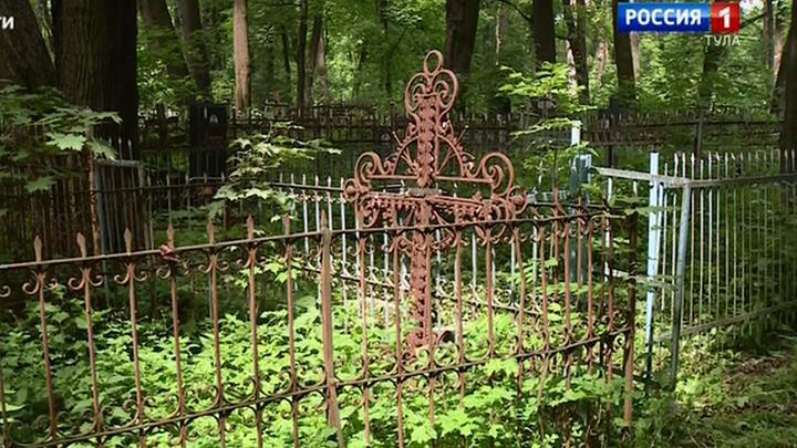В Туле благоустроят Всехсвятское кладбище