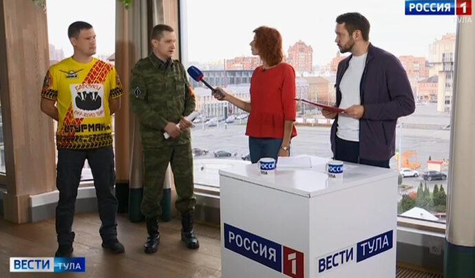 Интервью. Роман Флянтиков и Максим Выселовский