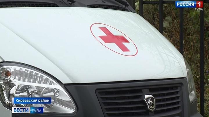 Автопарк Киреевской районной больницы пополнился новыми машинами